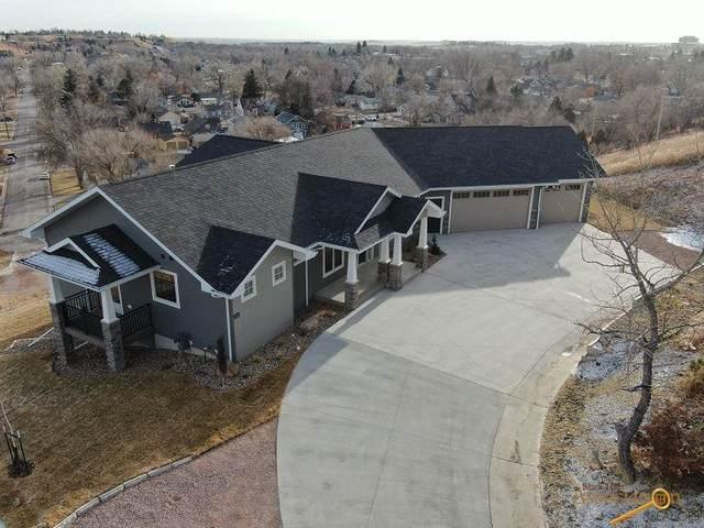 1261 Forest Hills Dr, Rapid City, SD 57701 (MLS #152583) :: Dupont Real Estate Inc.