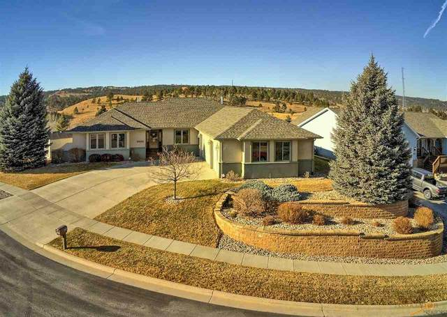 4066 Valley West Drive, Rapid City, SD 57702 (MLS #152587) :: Dupont Real Estate Inc.