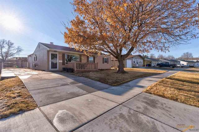 2819 Willow Ave, Rapid City, SD 57701 (MLS #152588) :: Daneen Jacquot Kulmala & Steve Kulmala