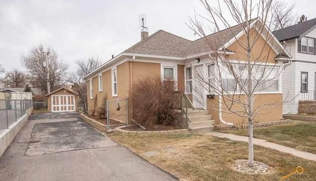 813 Fulton, Rapid, SD 57701 (MLS #152620) :: VIP Properties