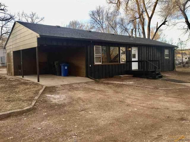 3650 1/2 Schamber, Rapid City, SD 57702 (MLS #152626) :: VIP Properties