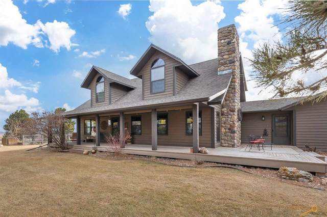 6551 Anderson Rd, Black Hawk, SD 57718 (MLS #152631) :: Heidrich Real Estate Team