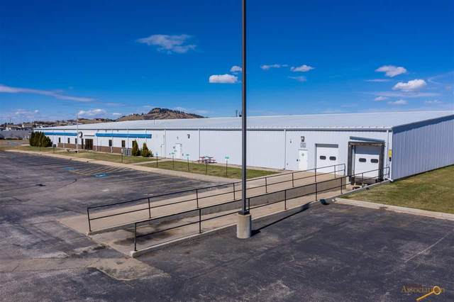 125 Industrial Dr, Spearfish, SD 57783 (MLS #152641) :: Heidrich Real Estate Team