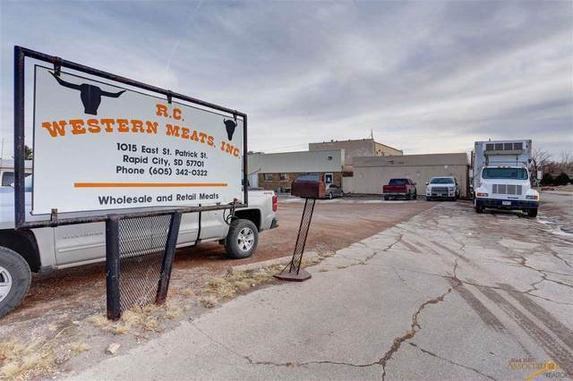 1015 E St Patrick, Rapid City, SD 57701 (MLS #152644) :: Christians Team Real Estate, Inc.