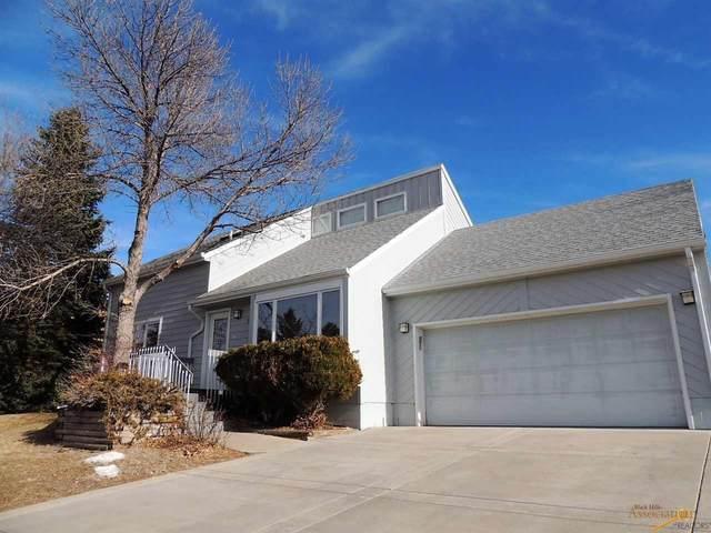 3602 Meadowbrook Dr, Rapid City, SD 57702 (MLS #152645) :: Heidrich Real Estate Team