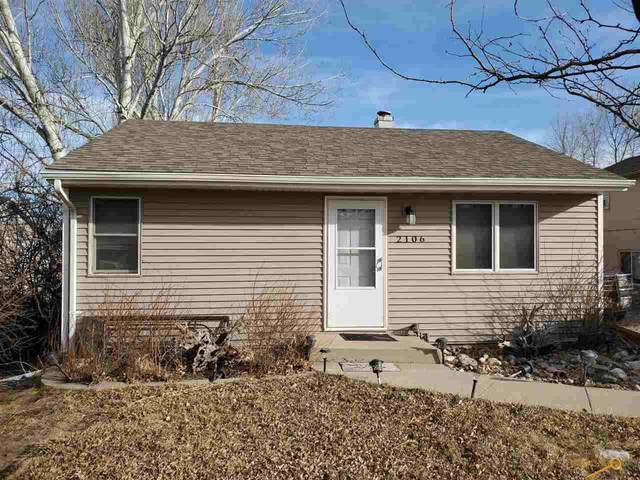 2106 5TH ST, Rapid City, SD 57701 (MLS #152651) :: Heidrich Real Estate Team