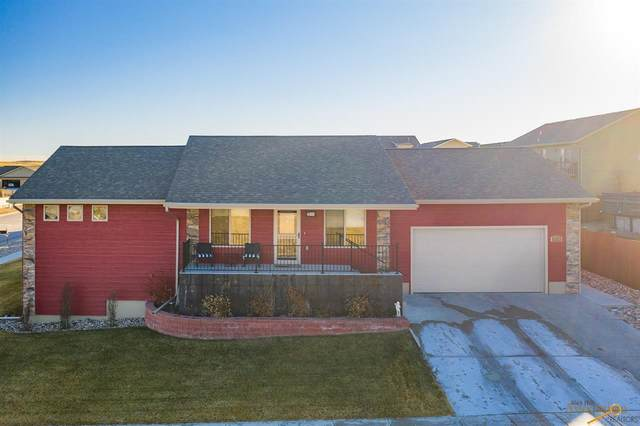 211 E Enchanted Pines Dr, Rapid City, SD 57701 (MLS #152656) :: Black Hills SD Realty