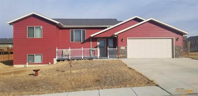 316 Lone Soldier Ct, Rapid City, SD 57719 (MLS #152657) :: Black Hills SD Realty