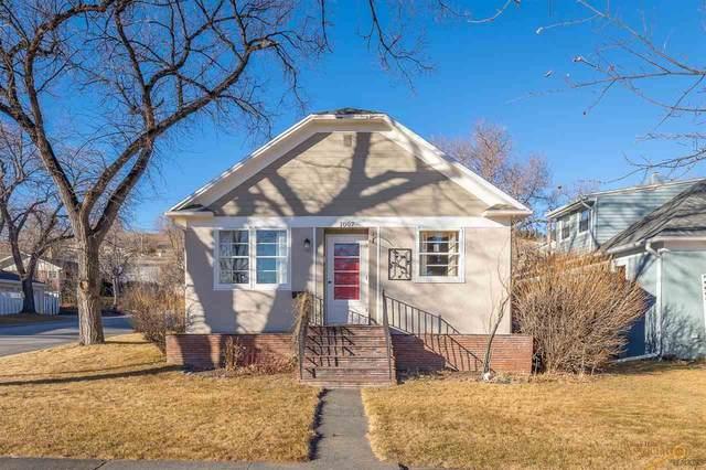 1007 12TH, Rapid City, SD 57701 (MLS #152658) :: Black Hills SD Realty
