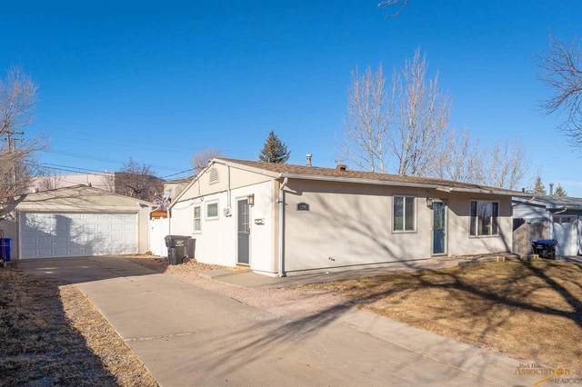 1205 Herman, Rapid City, SD 57701 (MLS #152659) :: Black Hills SD Realty