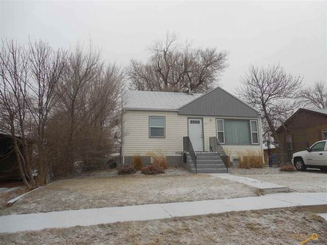 921 Wood Ave, Rapid City, SD 57701 (MLS #152663) :: Black Hills SD Realty