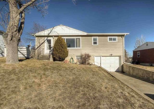 432 E Van Buren, Rapid City, SD 57701 (MLS #152672) :: Dupont Real Estate Inc.