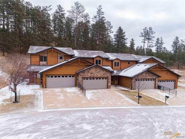 24222 Granite Point Ct, Keystone, SD 57751 (MLS #152687) :: Heidrich Real Estate Team