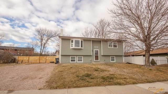 4023 Chief Dr, Rapid City, SD 57701 (MLS #152698) :: Heidrich Real Estate Team