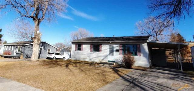 3502 Maple Ave, Rapid City, SD 57701 (MLS #152726) :: Christians Team Real Estate, Inc.
