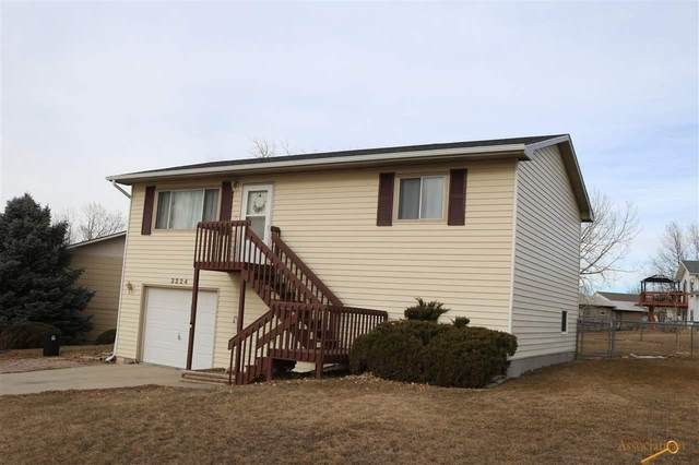 3224 Johnston Ln, Rapid City, SD 57703 (MLS #152739) :: Daneen Jacquot Kulmala & Steve Kulmala