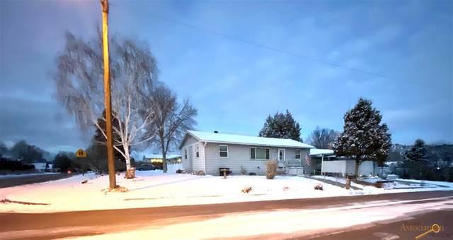 1542 Detroit, Hot Springs, SD 57747 (MLS #152747) :: Christians Team Real Estate, Inc.