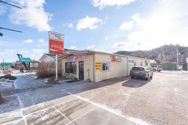 242 Mt Rushmore Rd, Custer, SD 57730 (MLS #152752) :: Heidrich Real Estate Team