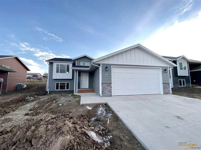 645 Rachel Ln, Box Elder, SD 57719 (MLS #152756) :: Heidrich Real Estate Team