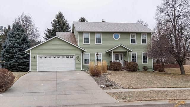 2325 Cambridge Pl, Rapid City, SD 57702 (MLS #152768) :: VIP Properties