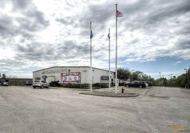 1981 Centre, Rapid City, SD 57703 (MLS #152784) :: Dupont Real Estate Inc.