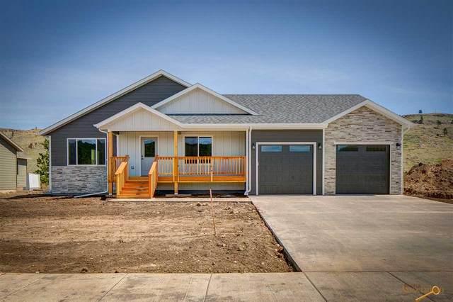 7431 Castlewood Dr, Summerset, SD 57718 (MLS #152786) :: Christians Team Real Estate, Inc.