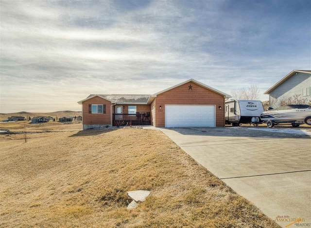 2767 Black Saddle Rd, Rapid City, SD 57703 (MLS #152795) :: Dupont Real Estate Inc.