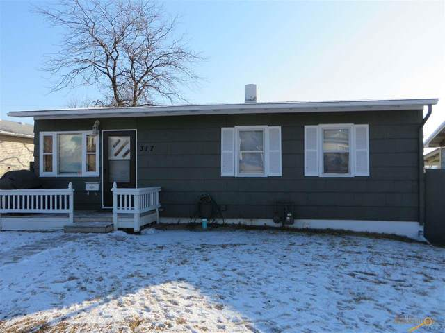 317 E Van Buren, Rapid City, SD 57701 (MLS #152799) :: Dupont Real Estate Inc.