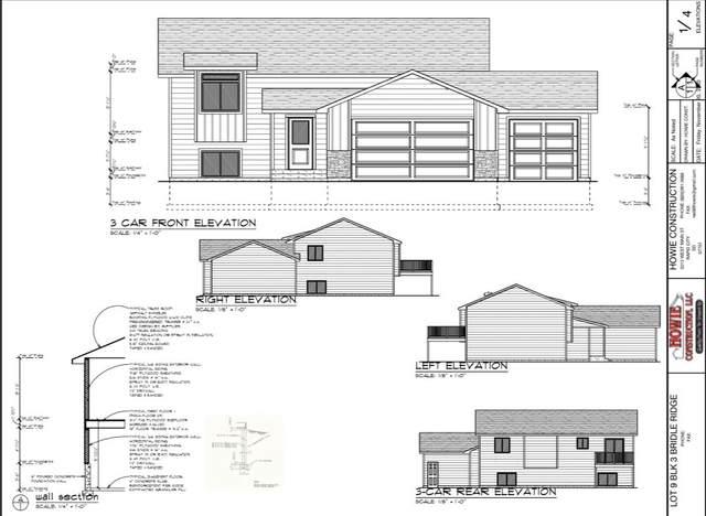 24027 Pommel Loop, Rapid City, SD 57701 (MLS #152826) :: VIP Properties