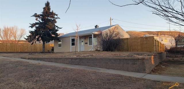406 Robbins Dr, Rapid City, SD 57701 (MLS #152833) :: VIP Properties