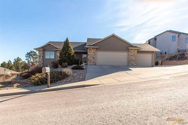 641 Middle Valley Dr, Rapid City, SD 57701 (MLS #152866) :: Dupont Real Estate Inc.