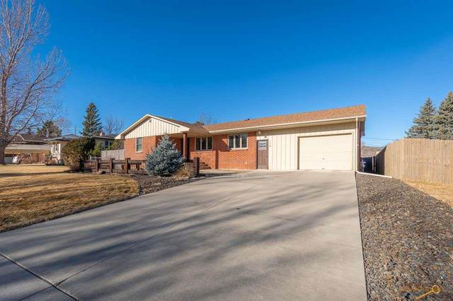 613 43RD CT, Rapid City, SD 57702 (MLS #152873) :: Dupont Real Estate Inc.