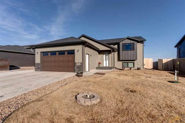 508 Bull Run Dr, Box Elder, SD 57719 (MLS #152874) :: Daneen Jacquot Kulmala & Steve Kulmala