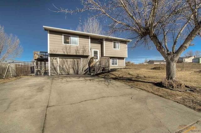 5020 Hamlin Cir, Rapid City, SD 57703 (MLS #152891) :: VIP Properties
