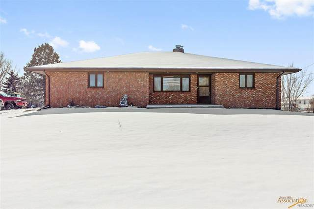 4643 Twilight Dr, Rapid City, SD 57703 (MLS #152919) :: Dupont Real Estate Inc.