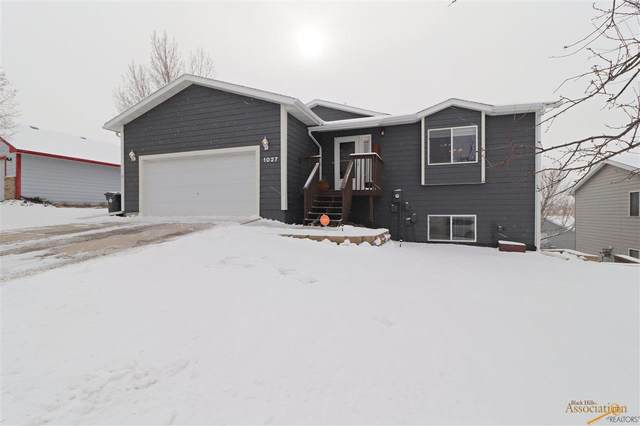 1027 Park Hill Dr, Rapid City, SD 57701 (MLS #152930) :: Dupont Real Estate Inc.