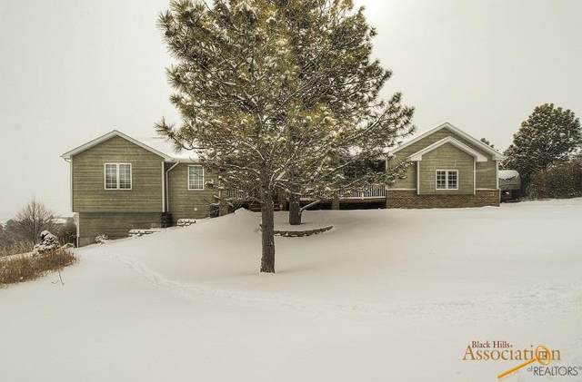 3961 City View Dr, Rapid City, SD 57701 (MLS #152941) :: Black Hills SD Realty