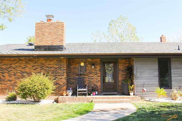 1127 St Andrew, Rapid City, SD 57701 (MLS #152942) :: Dupont Real Estate Inc.