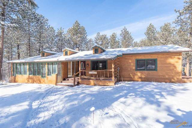 25309 Nuthatch Rd, Custer, SD 57730 (MLS #152955) :: Christians Team Real Estate, Inc.