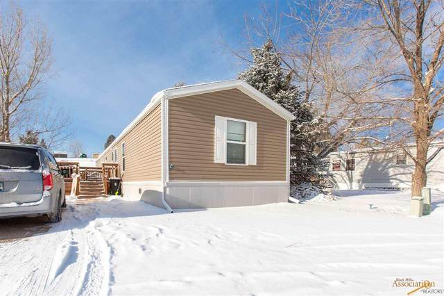 6017 Creek Dr, Black Hawk, SD 57769 (MLS #152957) :: Daneen Jacquot Kulmala & Steve Kulmala