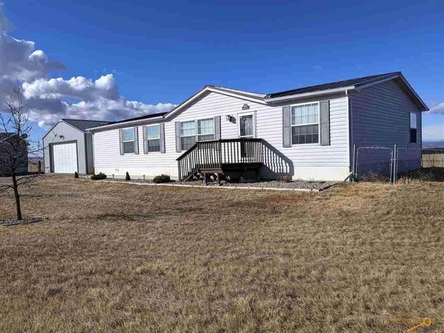 14760 Connemara Ln, Rapid City, SD 57703 (MLS #152966) :: Dupont Real Estate Inc.