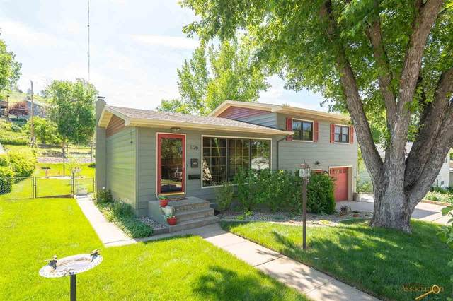 1726 Cruz Dr, Rapid City, SD 57702 (MLS #152967) :: Black Hills SD Realty