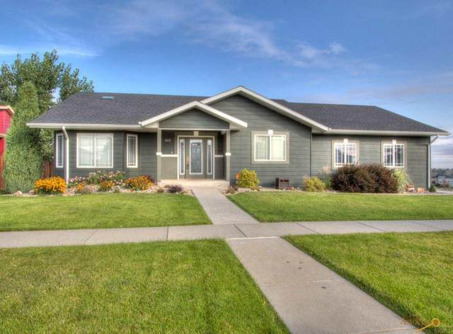 422 E Enchanted Pines Dr, Rapid City, SD 57701 (MLS #152986) :: Daneen Jacquot Kulmala & Steve Kulmala