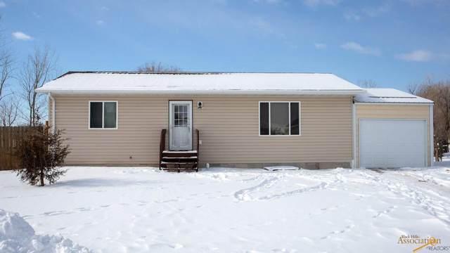 4021 Avenue A, Rapid City, SD 57703 (MLS #152998) :: VIP Properties