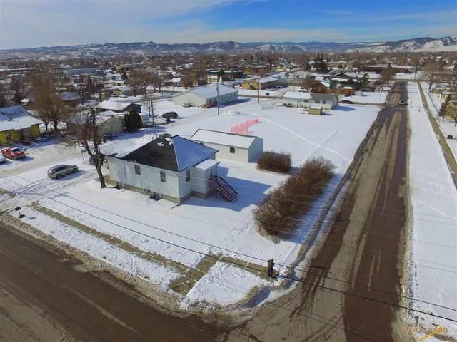 715 N Spruce, Rapid City, SD 57701 (MLS #153019) :: Black Hills SD Realty