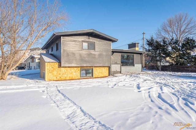 1802 Empey Dr, Rapid City, SD 57702 (MLS #153021) :: Dupont Real Estate Inc.