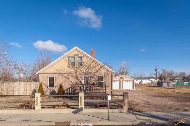 224 Macarthur, Rapid City, SD 57701 (MLS #153060) :: VIP Properties