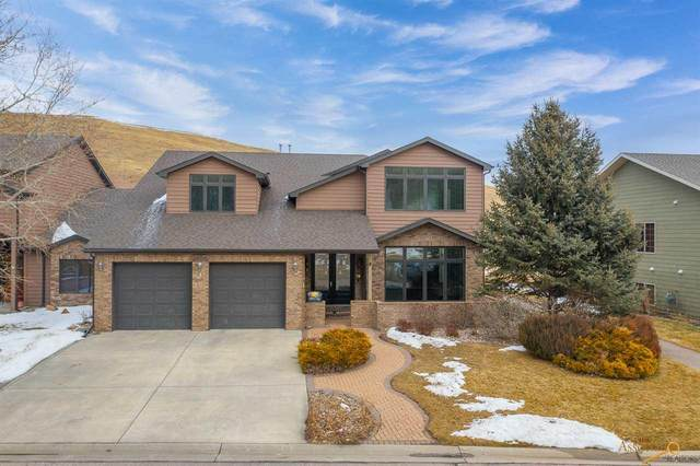 23714 Mulligan Mile, Rapid City, SD 57702 (MLS #153071) :: Dupont Real Estate Inc.
