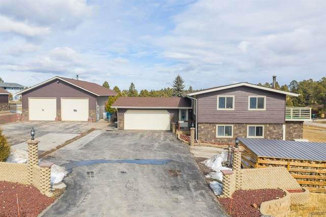 8420 Albertta Dr, Rapid City, SD 57702 (MLS #153074) :: Dupont Real Estate Inc.