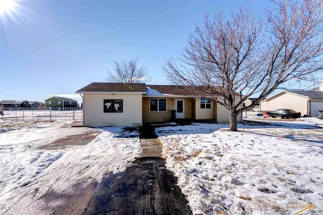 517 Falcon Dr, Box Elder, SD 57719 (MLS #153078) :: VIP Properties